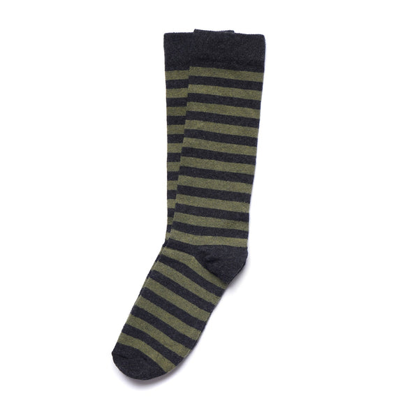 American Trench Rugby Stripe Sock