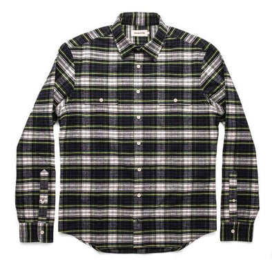 Yosemite Flannel LS Shirt - JOURNEYMAN CO.