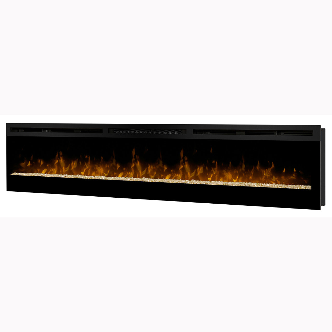 "Galveston 74"" Linear Electric Fireplace"