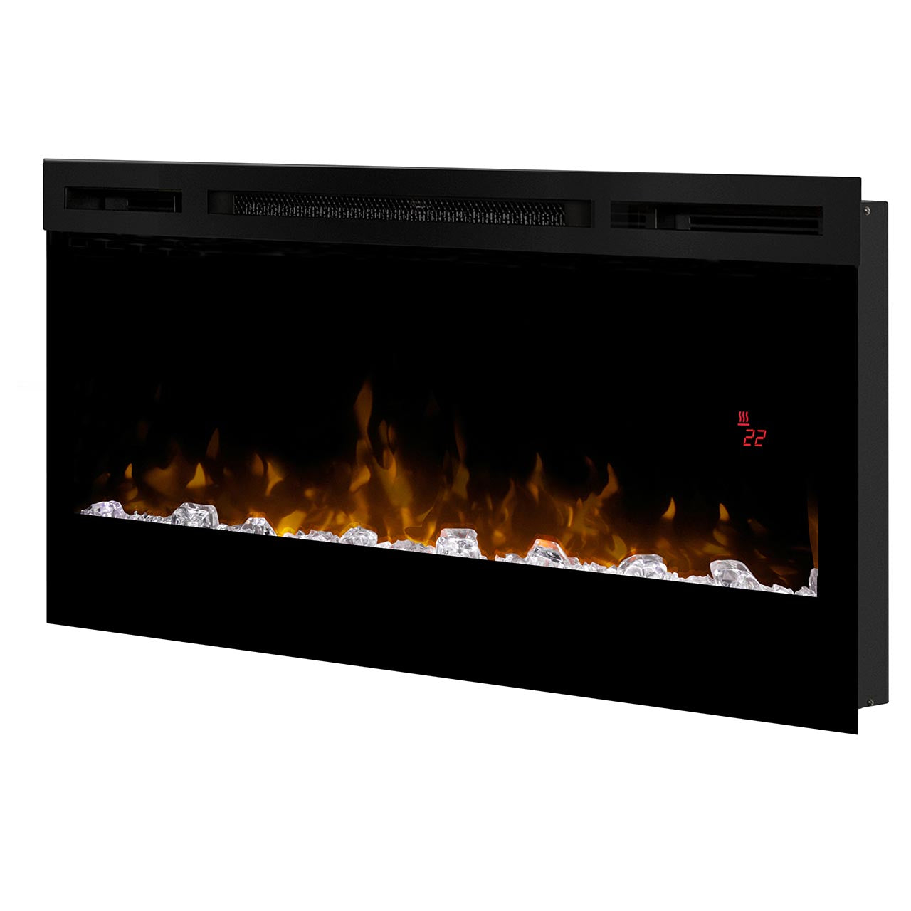 "Prism Series 34"" Linear Electric Fireplace"