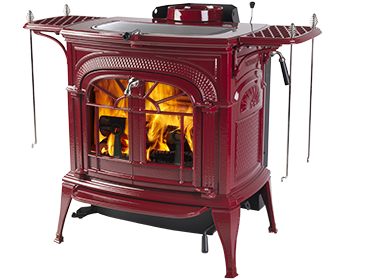 Intrepid Flexburn Wood Burning Stove