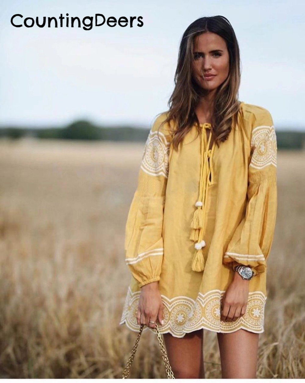 Maple Tunic Dress