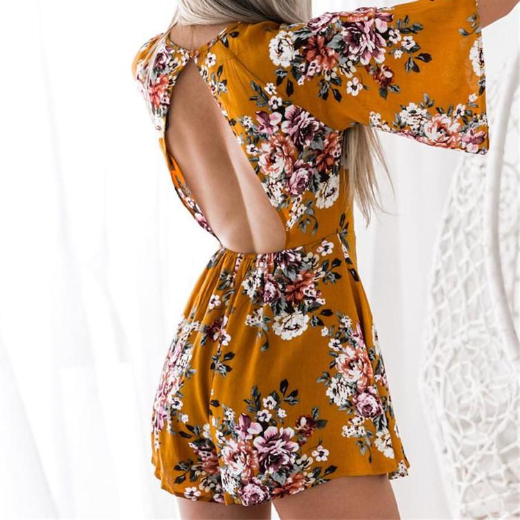 Summer Loose Rompers