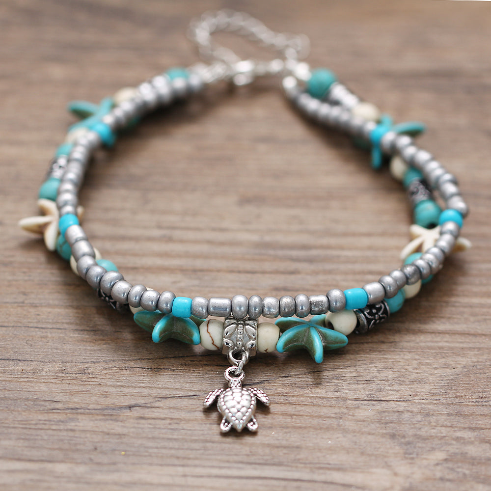making ball peonylove modern com anklet chain notonthehighstreet product by peony love original