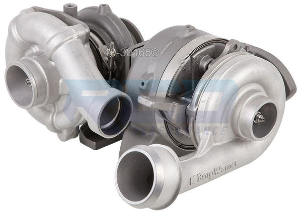 Mahle 6.4L New Low & High Pressure Turbo Assembly