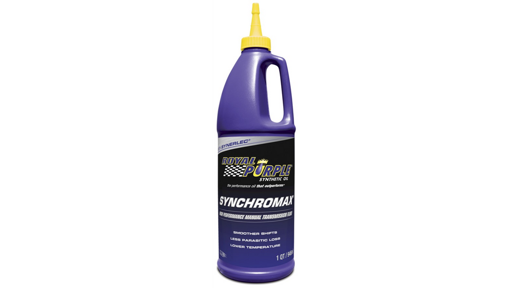 Royal Purple Synchromax Manual Transmisson Fluid - 1 qt
