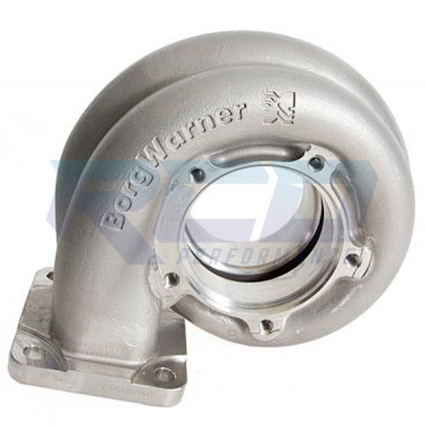 Borg Warner EFR 7670 Turbine Housing - .92 A/R Gated Twin Volute T4