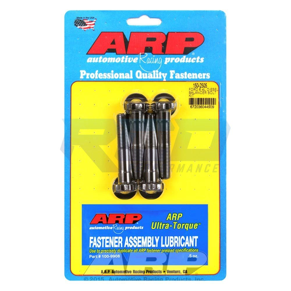 RCD 6.0L / 6.4L Ford Power Stroke ARP Balancer Bolt Kit