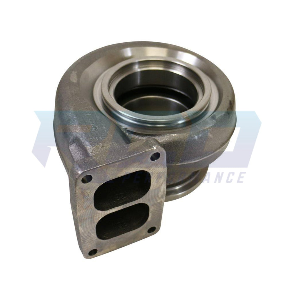 Borg Warner S400 Turbine Housing - 1.58 A/R Twin Open Volute T6