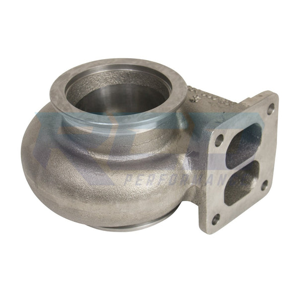 Borg Warner S400SX Turbine Housing - .90 A/R Twin Volute T4 87mm Turbine