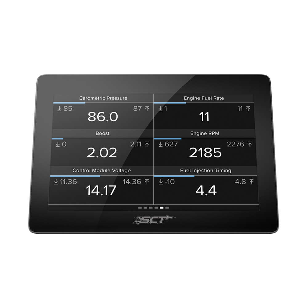 SCT 11-16 6.7L GTX PERFORMANCE TUNER
