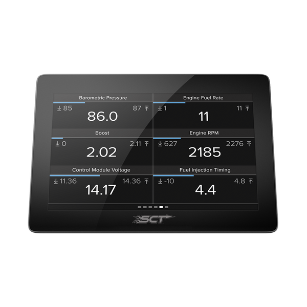SCT 17-18 6.7L GTX PERFORMANCE TUNER