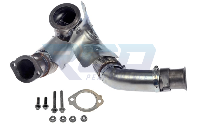RCD OE Ford 6.0L Up-Pipe Kit 2003 - 2010