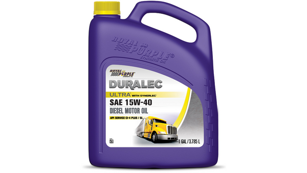 Royal Purple Duralec Ultra 15W40 Motor Oil - 1 gal