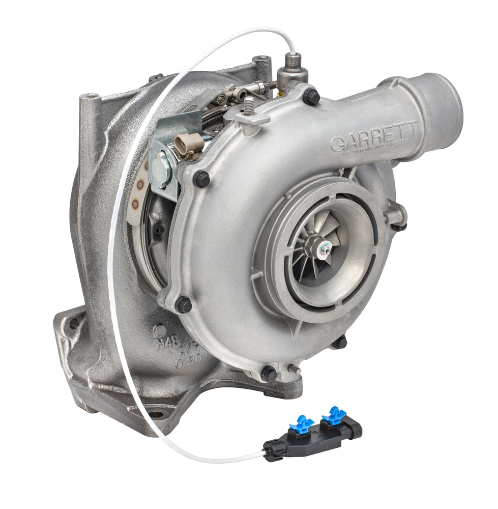 6.6L PPT LBZ Duramax Turbo 06-07