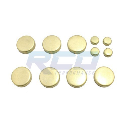 Elgin 1988 - 1996 7.3L Brass Expansion Plug Kit