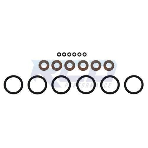 Fel-Pro 2007 - 2018 Dodge Ram 6.7L Cummins Injector Seal & Gasket Kit