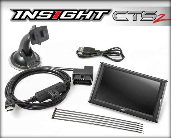 Edge INSIGHT CTS2 Monitor (1996 & Newer OBDII Enabled Vehicle)