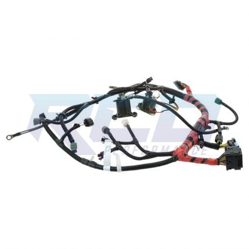 7.3l ford power stroke new oem engine wiring harness | rcd performance  rcd performance
