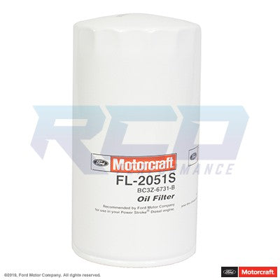 Motorcraft FL-2051S 6.7L Oil Filter