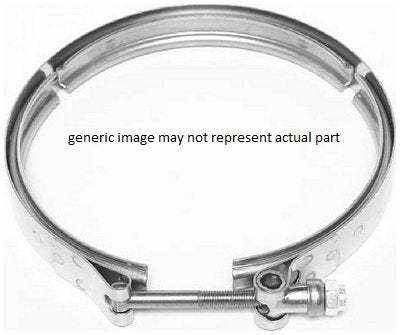 AP70409 Diesel Particulate Filter (DPF) Inlet/Outlet Clamp