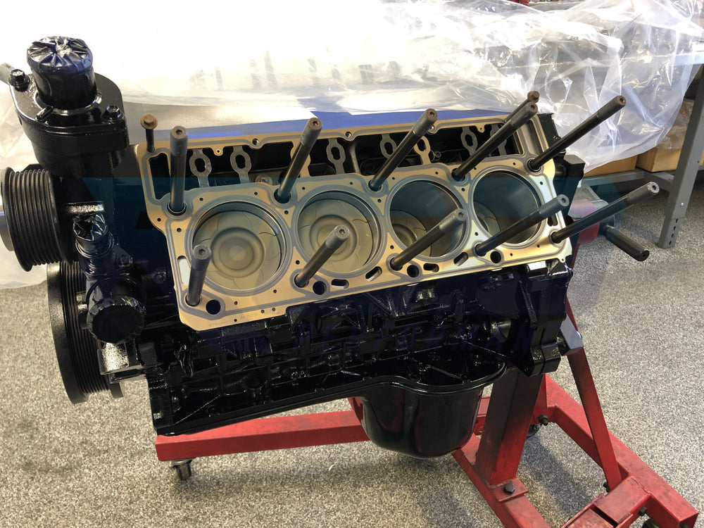 RCD 6.0 / 6.5L Ford Competition Short Block