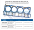 Genuine Ford 6.0L 18mm Head Gasket