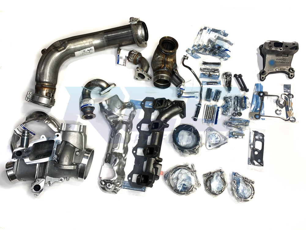 Ford Racing 6.7L Powerstroke 2015 + Turbocharger Retrofit Kit