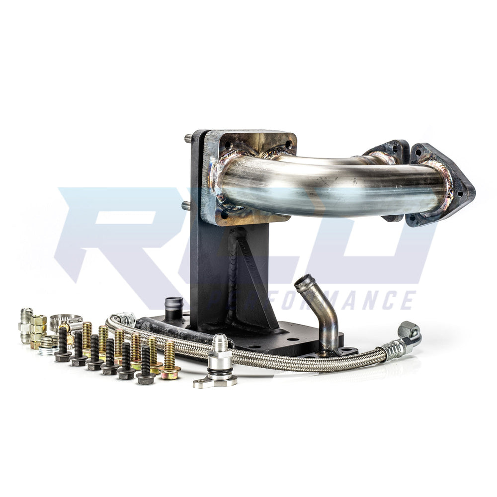 6.4L Ford Power Stroke T4 / T6 Turbo Mount Kit