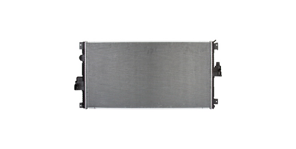 RCD 6.7L Ford Lifetime Warranty Auxiliary Radiator