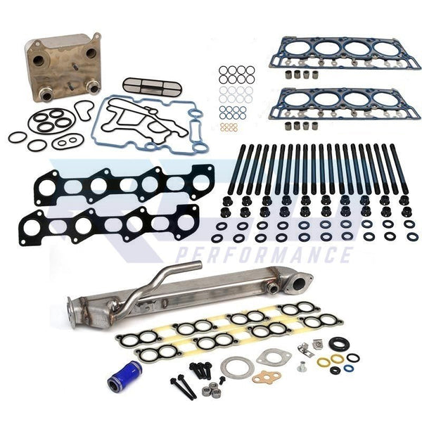 6.0L Ford Power Stroke Complete Solution Kit