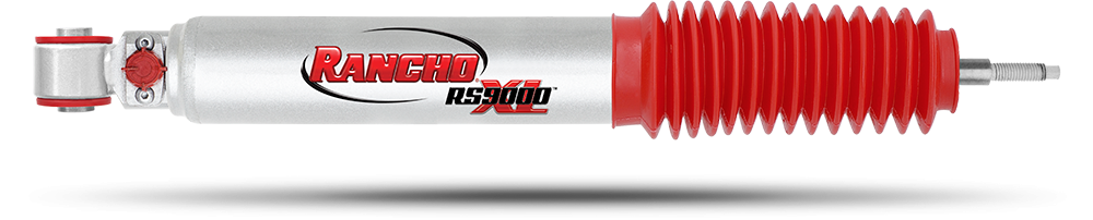 Rancho RS9000XL 9 Way Adjustable Shock 05' - 19' Ford F250 - F550