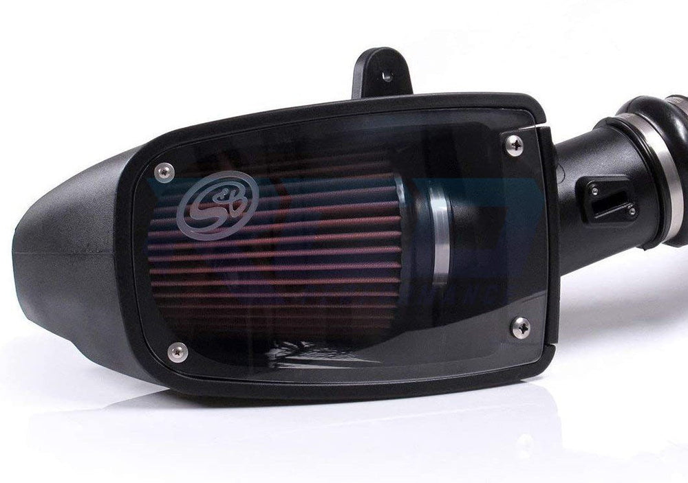 6.7L S&B Cold Air Intake For 2011-2016 Ford Power Stroke With RCD Intake WYE Kit