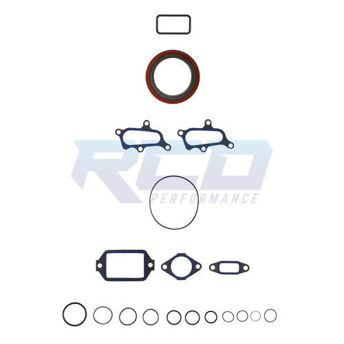 Fel-Pro 6.6L Duramax Timing Cover & Front Seal Gasket Set