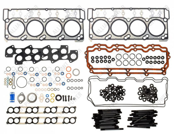 AP0043 Head Gasket Kit w/ARP Studs - Ford 6.0L 18 mm dowel