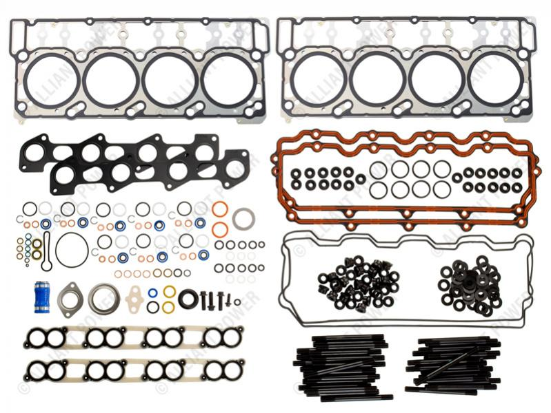 AP0044 Head Gasket Kit w/ARP Studs - Ford 6.0L 20 mm dowel