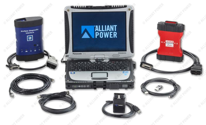 AP0101 Diagnostic Tool Kit Dell - Ford, GM, 2006 and later Chrysler