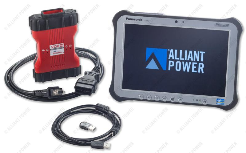AP0102 Diagnostic Tool Kit CF-54 - Ford IDS