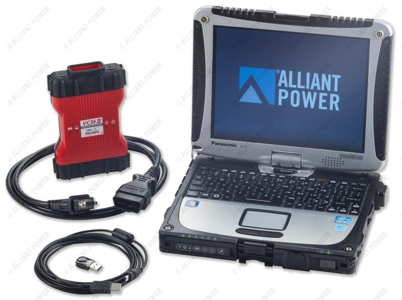 AP0103 Diagnostic Tool Kit Dell - Ford IDS
