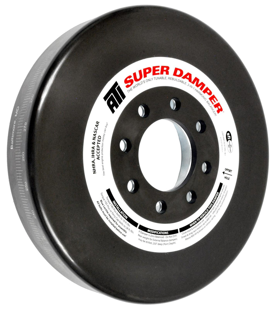 "ATI Super Damper ""Heavy"" Version International 640 D179 SFI"