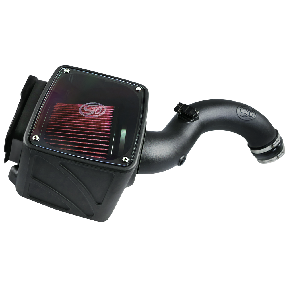 6.6L S&B Cold Air Intake For 2001-2004 GM Duramax LB7