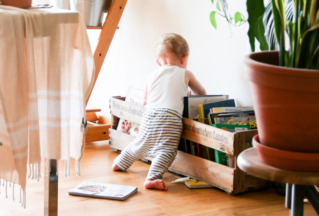 Home organization tips for busy parents