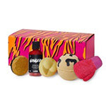 Mother's Day Gift Guide and Gift Ideas: Lush Roar! Gift Set of Bath bombs