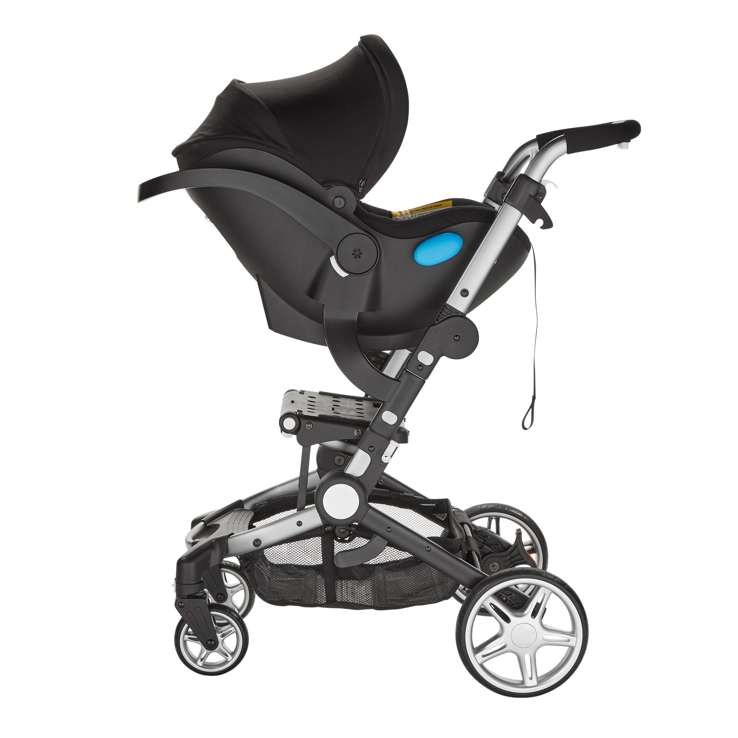coast stroller with clek liingo infant car seat travel system