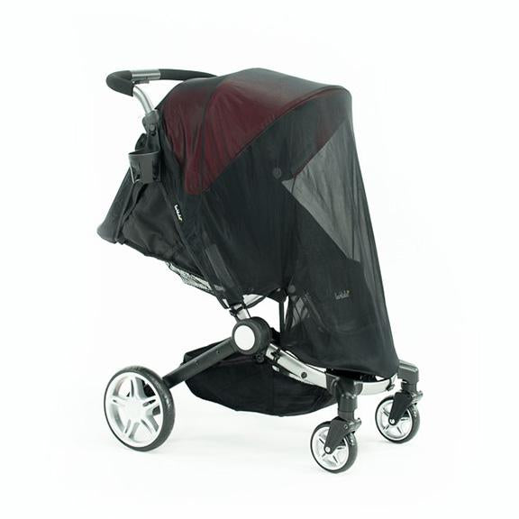 stroller bug net. insect net, insect cover, baby bug protection, bug cover, keep bugs away from stroller. insect net attached to the chit chat stroller