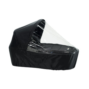 carry cot, bassinet, bassinet accessories, rain cover, rain canopy, wind protection, stroller rain cover, baby rain protection