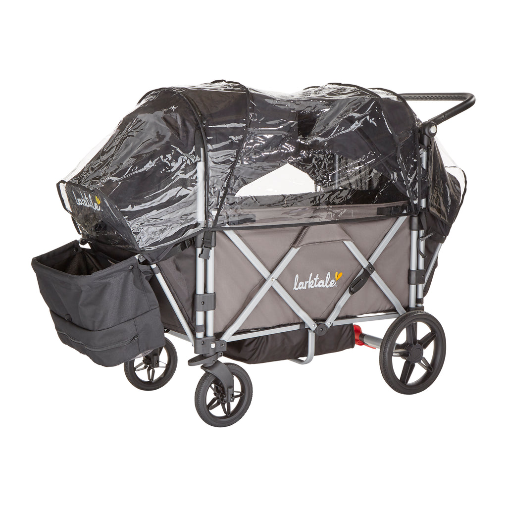 Caravan stroller/wagon rain/wind cover, all weather protection