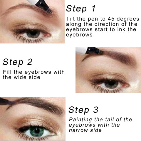 3 Simple Steps To Perfect Eyebrows