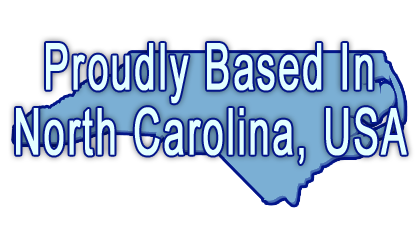 Proudly Based In North Carolina