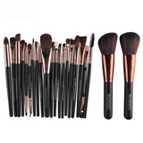 22pc Cosmetic Makeup Brush Set - The Beauty Brush